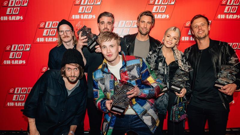 Top 40 awards